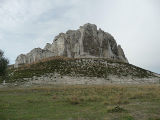 Білокузьминівської крейдяні гори