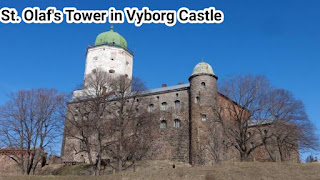 St. Olaf's tower in Vyborg Castle