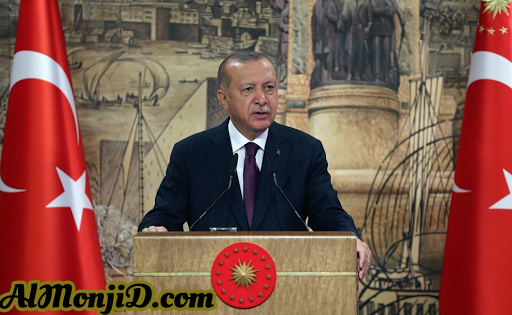 بشرى من الرئيس التركي رجب طيب اردوغان