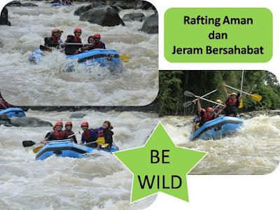 Rafting Aman