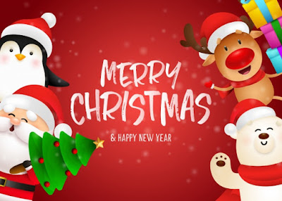 happy christmas 2020 images