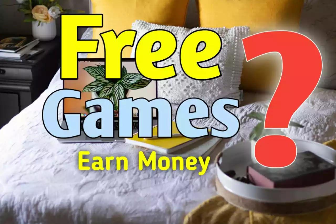 How free offline games earn money?