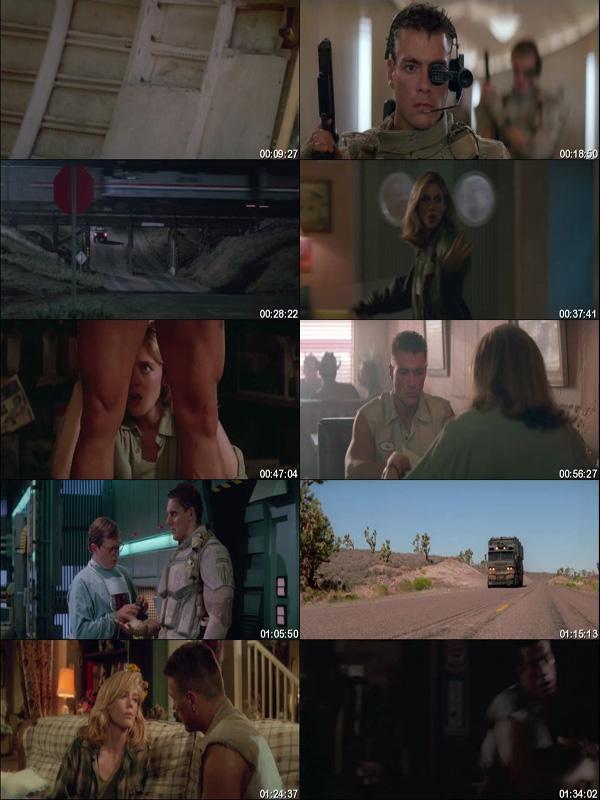 Download Universal Soldier 1992 Dual Audio ORG Hindi 720p BluRay 800MB movie