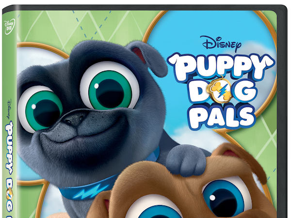 PUPPY DOG PALS COMING TO DVD & A GIVEAWAY