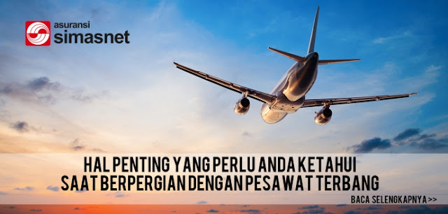 Keuntungan Bergabung di Asuransi Penerbangan Simasnet