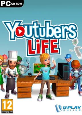 Capa do Youtubers Life