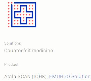 Cardano product Atala Scan (IOHK) for Healthcare  Image