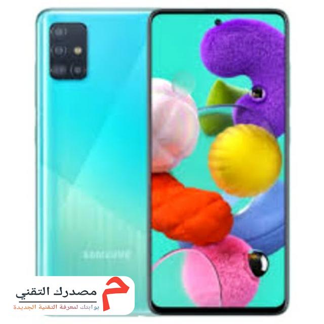 هاتف Samsung Galaxy شبكة الجيل الرابع 4G