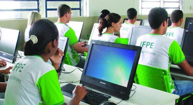 IFPE retifica edital do Processo de Ingresso 2021.1