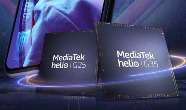Mediatek Meluncurkan Cip Terbaru Seri G Chipset Gaming Seri G Helio G35 dan G25