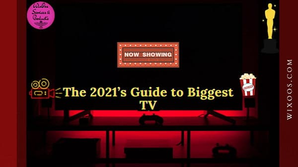 The 2021 Guide to Biggest TV