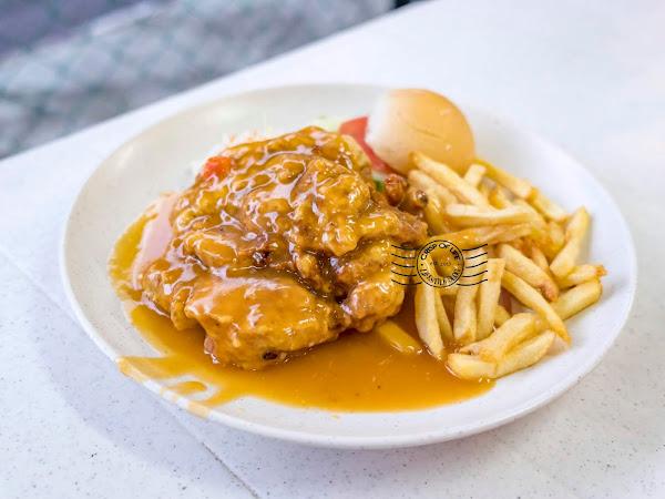Penang Mount Erskine Hainan Western Food
