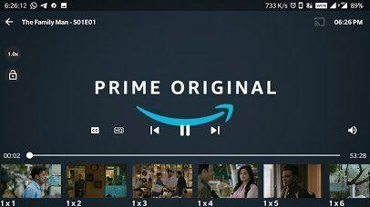 Amazon Prime Video (Free Membership)