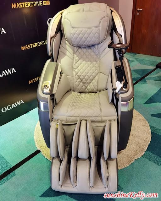 OGAWA x Universiti Malaya Research Collaboration, aster Drive AI 2.0, Massage Chair, Ogawa Malaysia, Universiti Malaya, Lifestyle