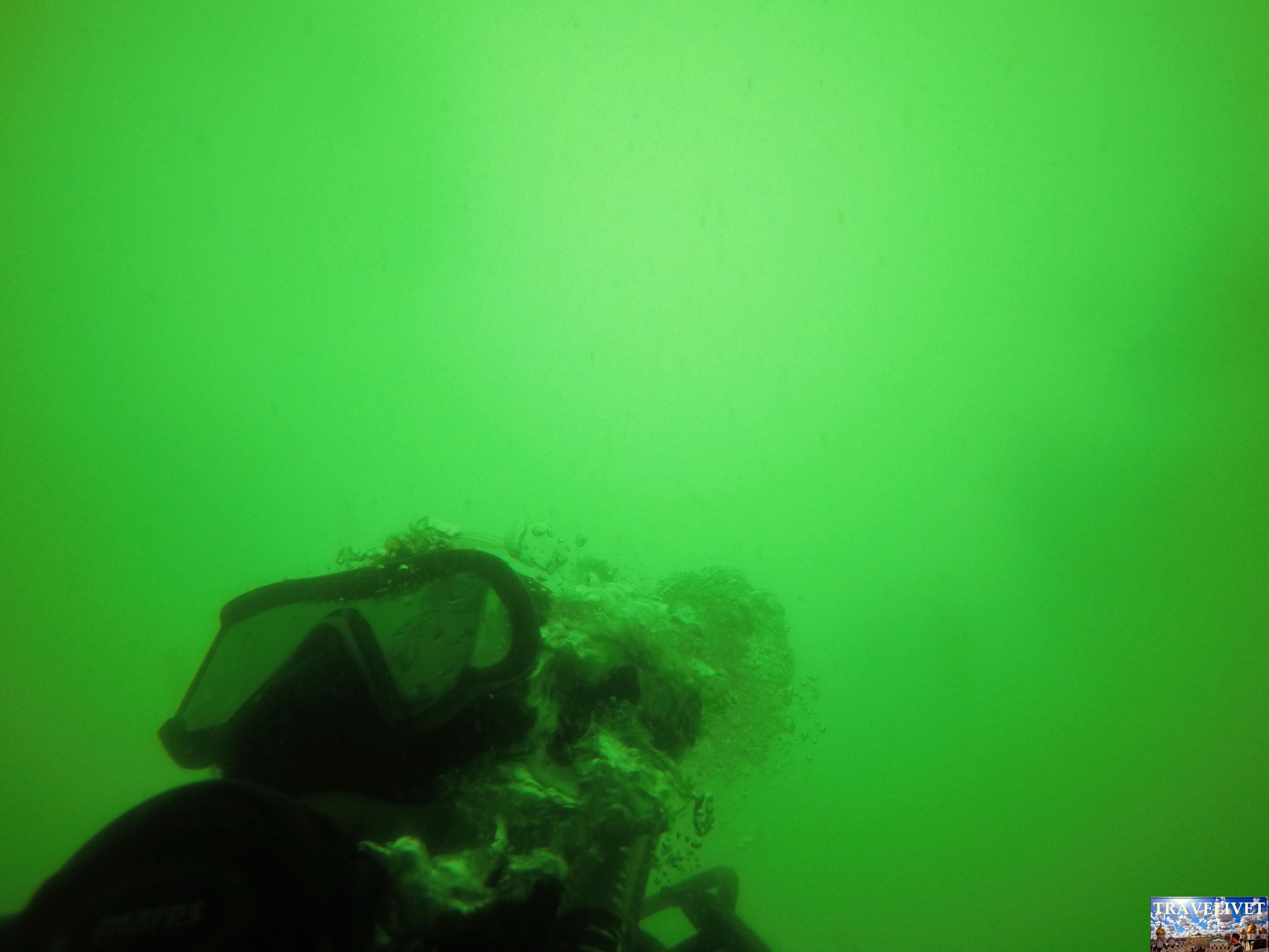 Bulgarie Plongée Varna Mer Noire