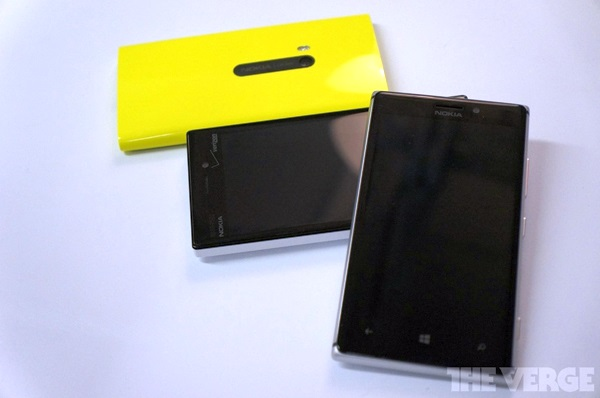 Nokia Lumia 920 vs. Nokia Lumia 925 vs. Nokia Lumia 928