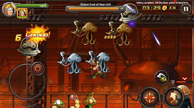 Download Metal Slug XX Online MOD XAPK v1.0.5 for Android Original Version Terbaru 2017