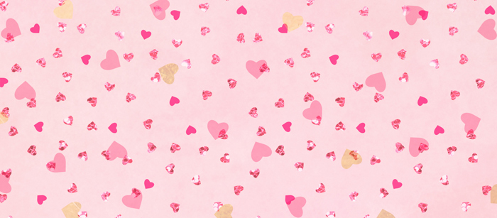 Floating Hearts Facebook Covers