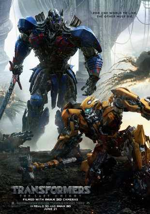 Transformers: The Last Knight 2017 BRRip 720p Dual Audio In Hindi English