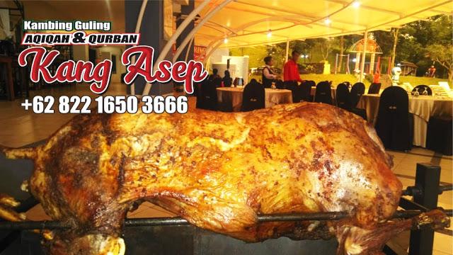 Catering Kambing Guling termurah di Garut,kambing guling di garut,kambing guling termurah di garur,catering di garut,kambing guling,
