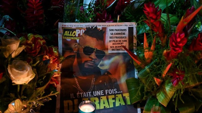 Video: Ivory Coast holds national funeral for music icon, DJ Arafat