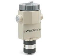 Differential pressure switch (Ashcroft)