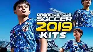 Japan 2020 Kit Dream League Soccer 2019