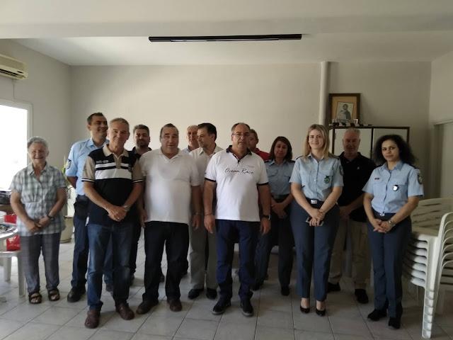 Αγιασμός  συνδικαλιστικού γραφείο Ένωσης Αστυνομικών Υπαλλήλων Αργολίδας στο Άργος