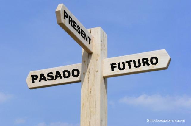 Deja atrás el pasado