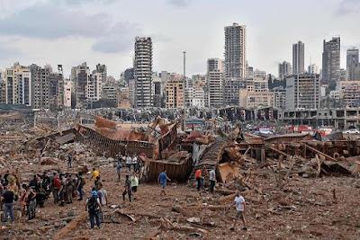 تفجير بيروت 2020