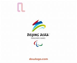 Logo Beijing 2022 Paralympic Games Vector Format CDR, PNG