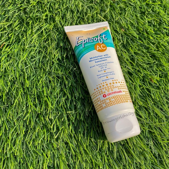 Episoft AC Moisturiser with Microencapsulated Sunscreen Review