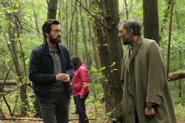 Romain Duris, Vincent Cassel - Fleuve noir (Black Tide, 2018)