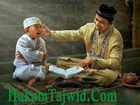 Pengertian, Contoh dan Hukum Idzhar Halqi Lengkap