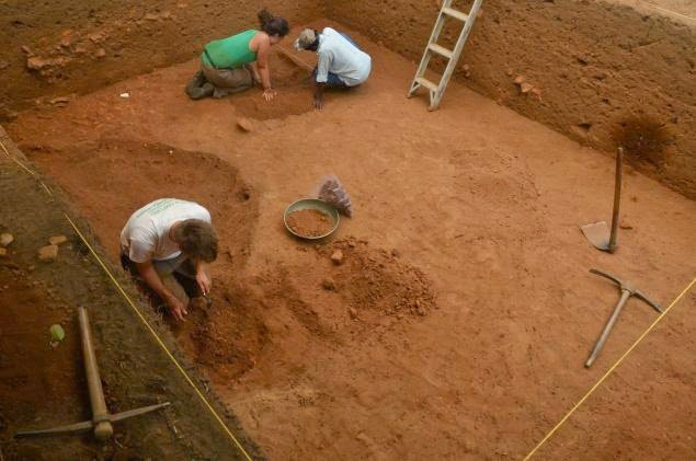 Oxford archaeologists unravel the past of Pattanam