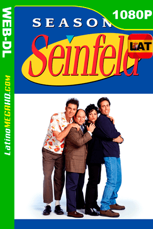 Seinfeld (Serie de TV) Temporada 3 (1991) Latino HD WEB-DL 1080P - 1991