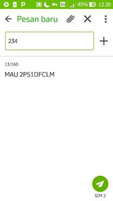 Cara daftar paket harian tri 2.5GB 2000 terbaru