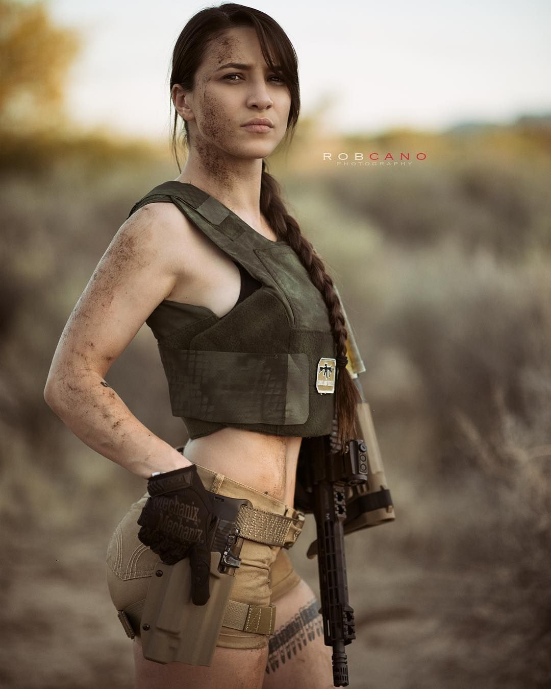 Amazing Fun Facts Military Girl  Women In The Military -9615
