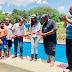 Inauguran balneario de aguas termales en Dos Arroyos