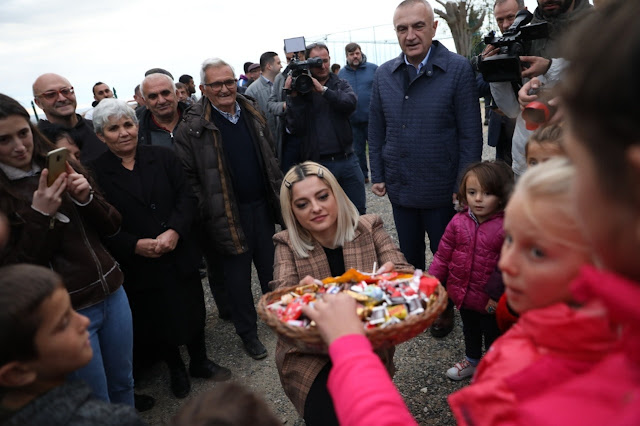 Bebe Rexha arrives in Bubq following the Earthquake: In my veins flows Albanian blood, I will build two houses