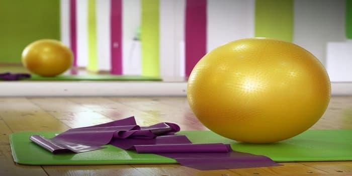 pilates topu nasıl seçilir
