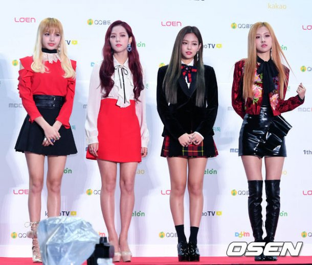 Blackpink Red Carpet Outfits - Random - OneHallyu