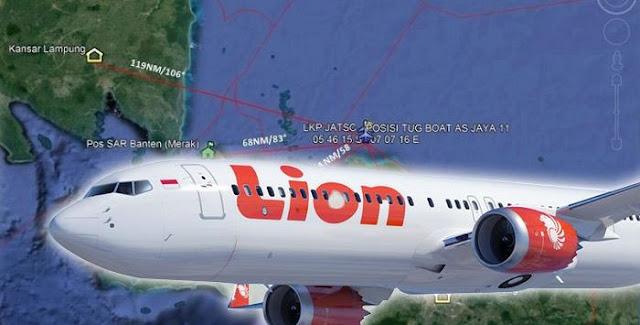 Keanehan Lain Lion Air Jatuh di Tanjung Karawang, setelah Diperiksa Khusus Ternyata…
