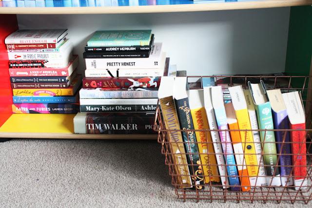 A Bookshelf Tour