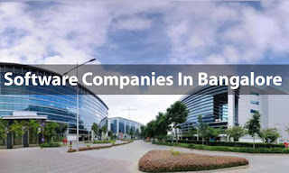 Software Companies In Bangalore