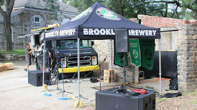 sound system, brooklyn brewery