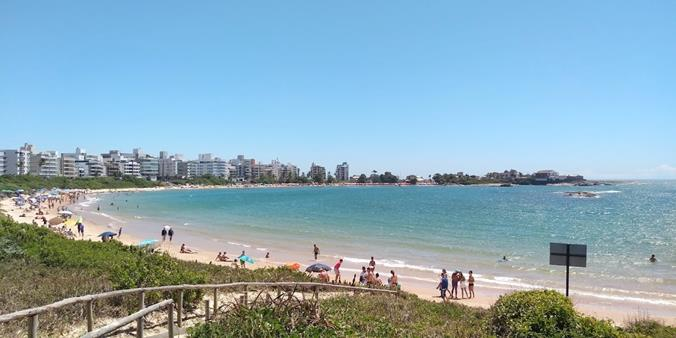 Praia de Peracanga - Guarapari