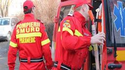 Accident grav în zona localităţii Basarabi șoferul a adormit la volan