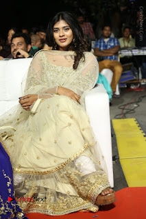 Tollywood Actress Hebah Patel Pos in Lehenga Choli at Nanna Nenu Na Boyfriends Audio Launch  0047.JPG
