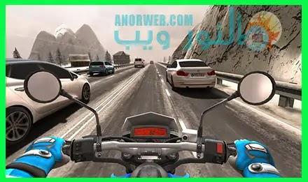 تحميل لعبة traffic rider مهكرة 2020